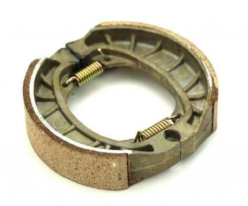 Rear Drum Brake Shoes Pad 50 cc 49cc Moped Scooter 50cc Taotao Peace Roketa NST - Peace Drum