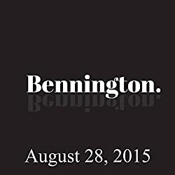 Bennington, Jan Gaye, August 28, 2015