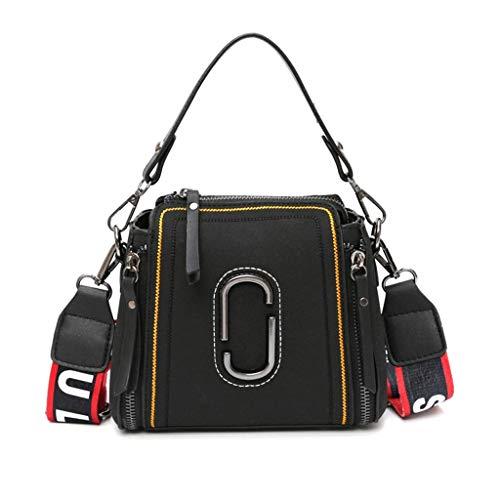Red Bag De Hombro Bolso Messenger Mujer S color Tamaño Negro vdYIqIaxnF