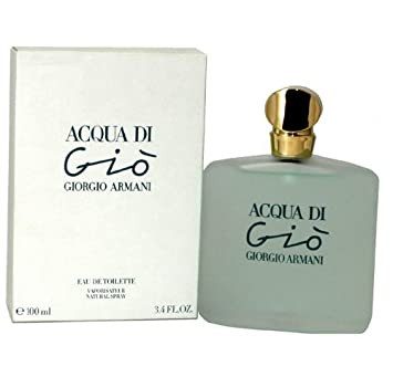 Amazoncom Acqua Di Gio Perfume By Giorgio Armani For Women Eau
