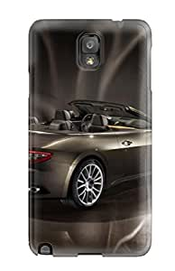 Nicholas D. Meriwether's Shop Hot 9991260K89407629 Rugged Skin Case Cover For Galaxy Note 3- Eco-friendly Packaging(maserati Grancabrio 9)