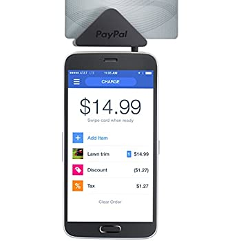Amazoncom Paypal Mobile Card Reader Cell Phones Accessories