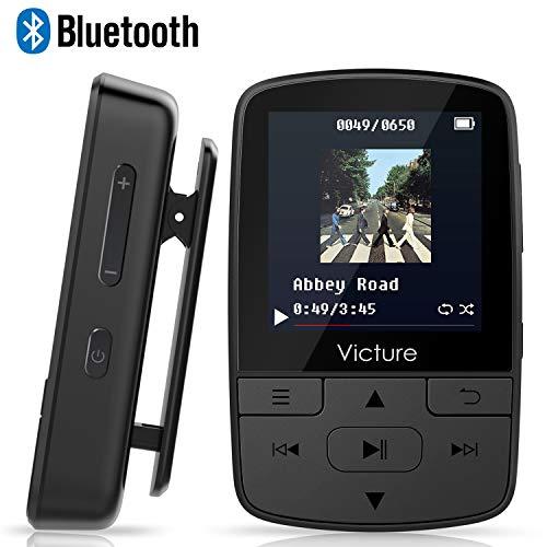 Victure MP3 Player Clip