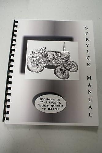 misc tractors same jaguar 95 export service manual misc tractors rh amazon com 1099- MISC Services John Deere 455 Service Manual