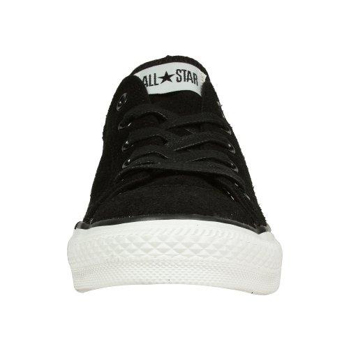 Converse Herenschoenen All Star Leather Lage Zwart 4 Heren / 6 Dames Sneaker