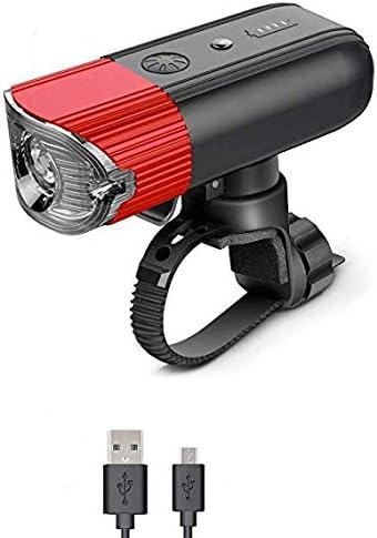 ZHIPENG Luz De Bicicleta, Carga USB Linterna Inteligente ...