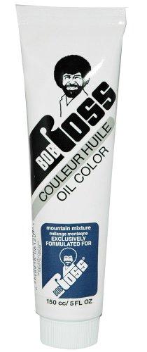 Bob Ross 150ml Oil Paint Tube Mountain Mixture