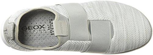 White G U Traspirante Sneaker Geox Stone Nebula Uomo pnq8xHpWZS