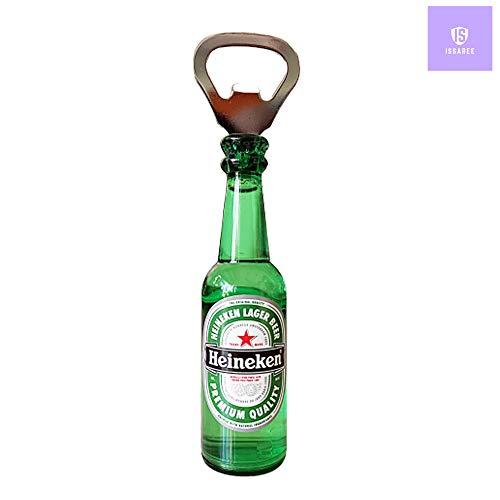 Abrebotellas de cerveza magnético con forma de figura de botella ...