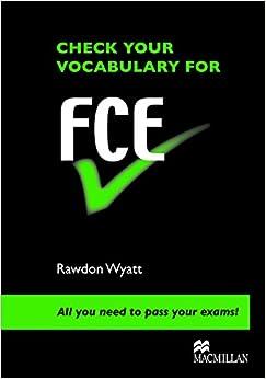 Book Check Vocabulary for FCE Student Book (Check Your Vocabulary Workbooks)