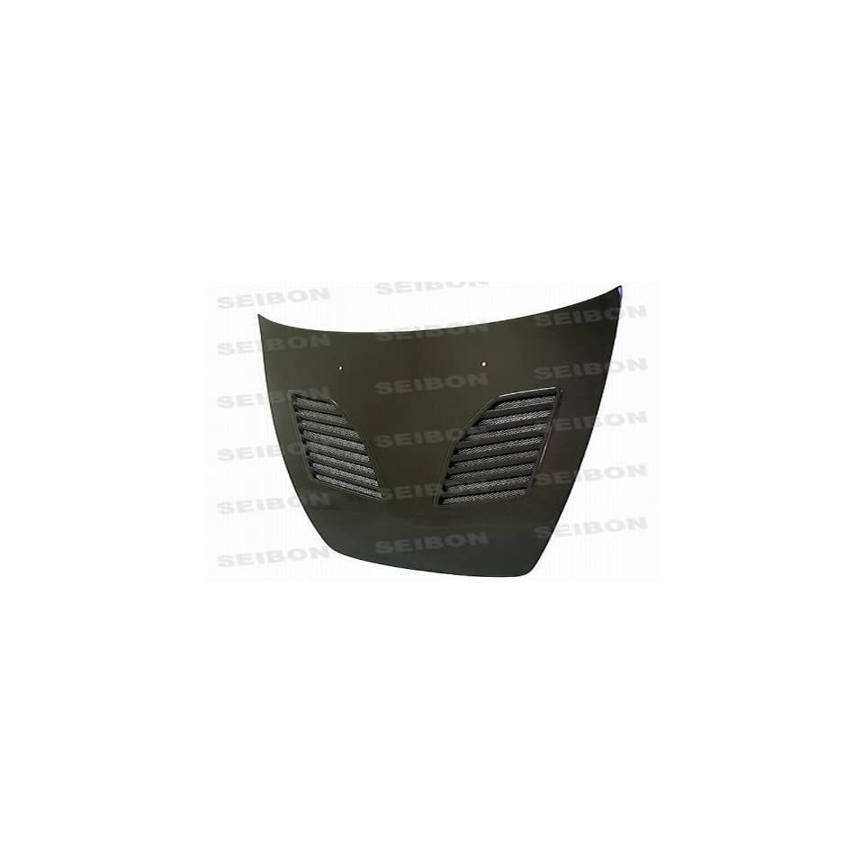 Seibon Carbon Fiber CW Style Hood Honda S2000 00 08