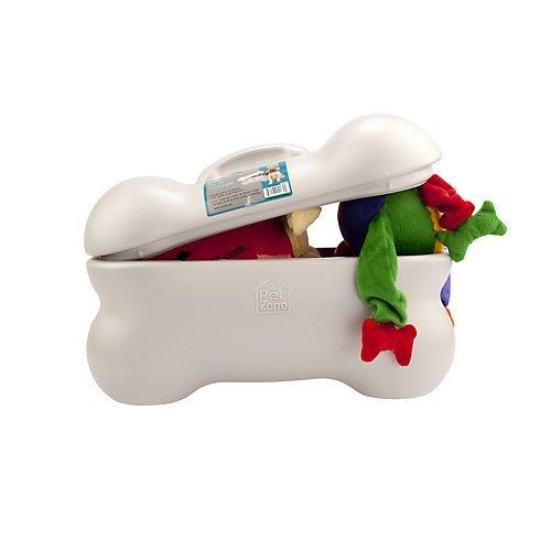 OurPets Big Bone Pet Toy Storage Bin