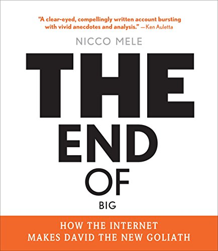 The End of Big: How the Internet Makes David the New Goliath by HighBridge Audio