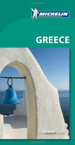 Michelin Green Guide Greece (Green Guide/Michelin)