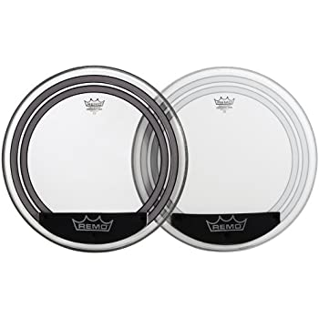 evans emad clear bass drum head 20 inch musical instruments. Black Bedroom Furniture Sets. Home Design Ideas
