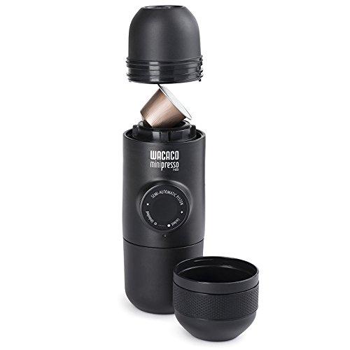 WACACO Minipresso Manual Portable Coffee Maker Mini Espresso Handheld Pressure Espress