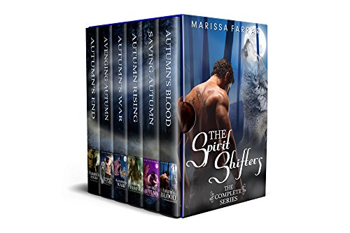 The Complete Series (Complete Shifter)