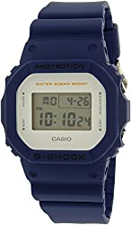 G-Shock DW-5600M Gulfmaster Summer Color Theme Stylish Watch - Blue / One Size
