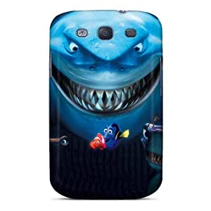 Great Hard Cell-phone Case For Samsung Galaxy S3 With Provide Private Custom Stylish The Good Dinosaur Pattern MansourMurray