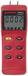 Amprobe MANO2-A Differential Pressure Manometer