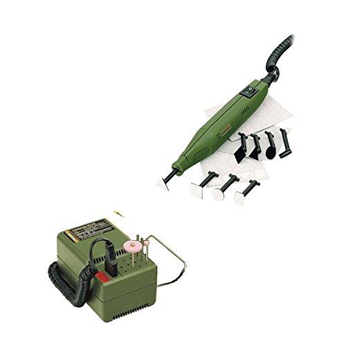 PS 13 12-Volt Electric Pen Sander, Micromot NG 2/S AC Adapter - Proxxon 28594