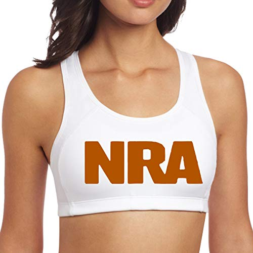 PPUttDJddGH-P NRA Women's Sports Yoga Bra