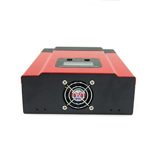 KRXNY 40A MPPT Solar Charge Controller DC 12V/24V/36V/48V Auto Battery Regulator PV 150V Input RS485 Communication by KRXNY (Image #3)