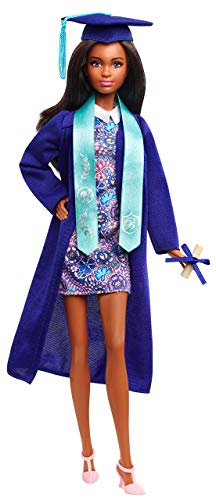Barbie Graduation Celebration 1 Fashion Doll (Renewed)