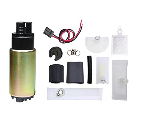 TOPSCOPE FP388335 - Universal Electric Fuel Pump Installation Kit with strainer capable with HFP 382 (1998 Jeep Grand Cherokee Fuel Pump)