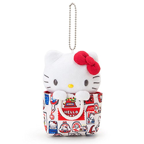 Hello Kitty mascot holder (retro pop) by Sanrio