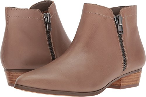 Naturalizer Dames Blair Fashion Sneaker Dover Taupe Leer