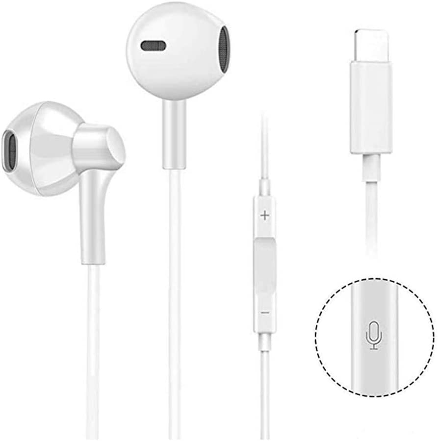 Amazon Com Wired Headphones Earphones Earbuds For Iphone 7 8 Yuemidany Earbuds Wired Compatible With Iphone Xs Xs Max Xr X 8plus 7plus Earbuds Headphones Headset With Microphone Noise Cancelling Earbuds Home Audio Theater
