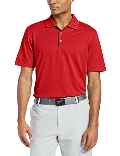 adidas Golf Men's Puremotion Textured Polo