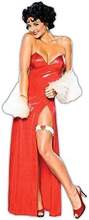 Desconocido Disfraz de Betty Boop para mujer: Amazon.es: Juguetes ...