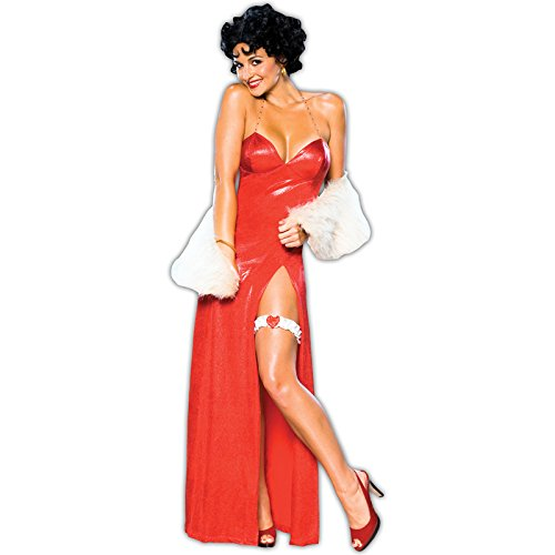 Betty Boop Starlet Costume - X-Small - Dress Size 2-6