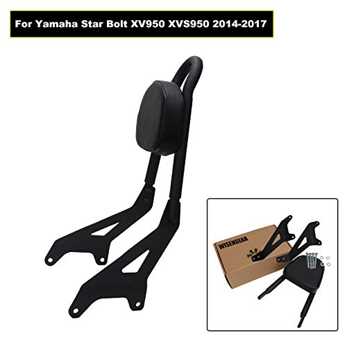 Yamaha Passenger Backrest - 3