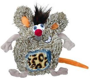16 cm Trixie Rat Plush Toy for Dog