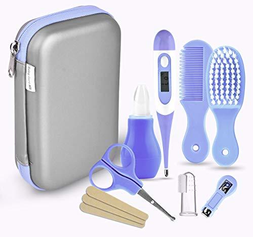 Kit per la Cura del Bambino Forbicine Neonati Kit Manicure Neonato Tagliaunghie Neonato Set Neonato Igiene per la cura… 1