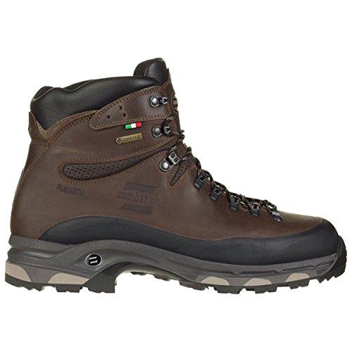 (Zamberlan 1006 VIOZ Plus GTX RR WL Wide-Lasted Hiking Boot, Mens, Waxed Chestnut - Wide, 9)