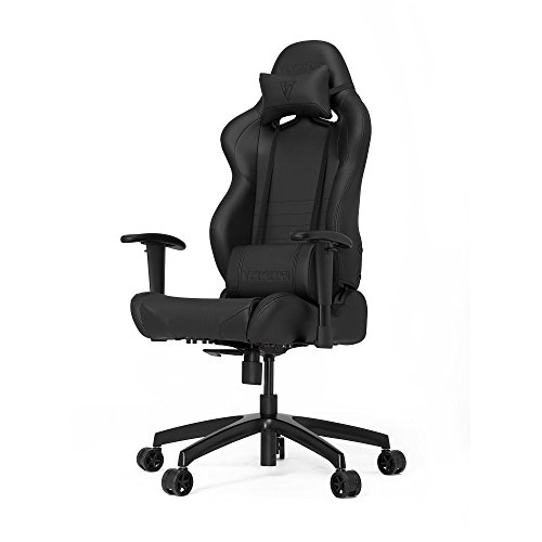 Vertagear Racing Series S-Line SL2000 Ergonomic Office Chair - Black/Carbon (Rev. 2) by 4GamerGear