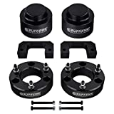 Supreme Suspensions - Lift Kit for 2007-2019 Chevy Tahoe [2WD + 4WD] 3.5' Front Lift [Upper + Lower Strut Spacers] + 2' Rear Lift [Spring Spacers] Leveling Pro Kit (Parent)