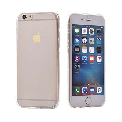 Labrador Front and Back Case for Apple iPhone 6s Plus  TPU|Transparent