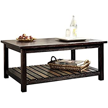 Amazon Com Emerald Home T100 0 Chandler Cocktail Table