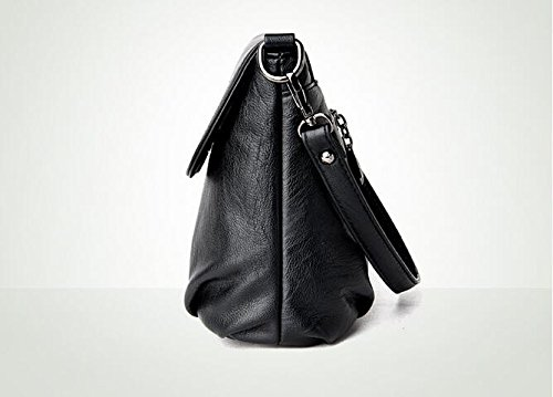 Bandoulière Mode Dame Main Nouveau Sac Unique Meaeo À À Black Épaule De Unique black Simple Sac XPWS0q