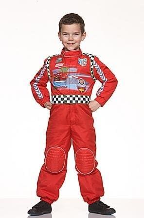 Deluxe Disney Cars Film Travestimento Vestito Costume Per Bambini