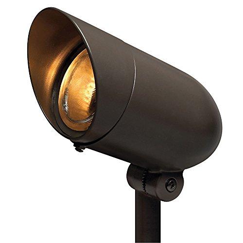 Hinkley 54000BZ Landscape Line Voltage Spot Light, Small, Bronze