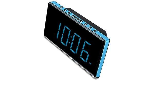 Sunstech FRD28 - Radio (Reloj, Digital, FM, LED, 16,5 cm ...