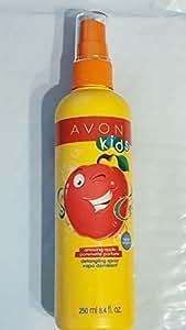 Naturals Kids Detangling Spray Amazing Apple By Avon