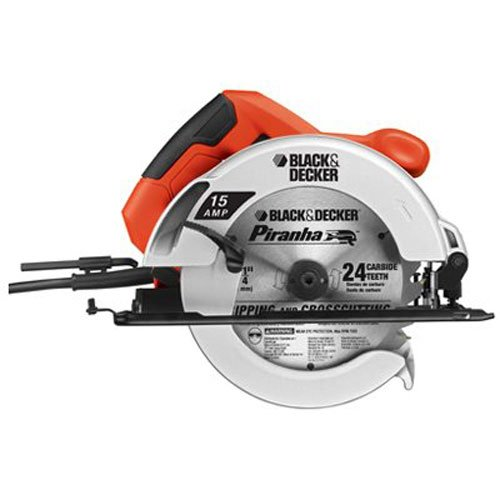 Black & Decker CS1015 15-Amp 7-1/4-Inch Circular Saw
