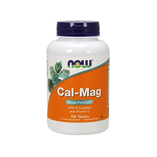 Cal Mag Stress Formula 100 Tablets